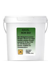 Excel Laundry Powder Non Bio 135 Wash