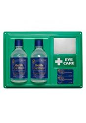 Eye Wash Panel Station